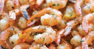 GRILLED-SHRIMP-WITH-BUTTER-AND-CORIANDER SAUCE2