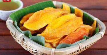 dried mango - vietnamese food recipe