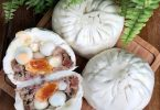 Vietnamese eight-egg dumpling