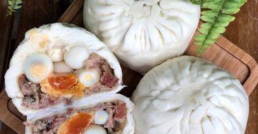Vietnamese eight-egg dumpling